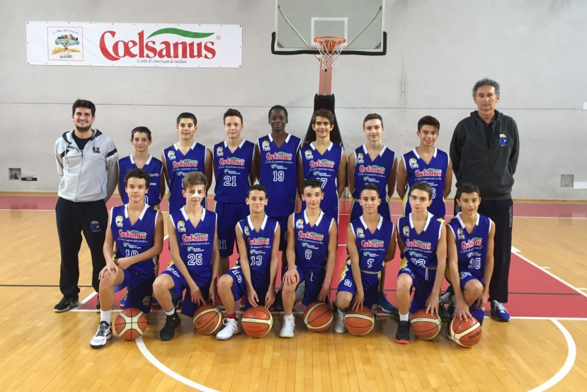 U14 Elite: La Robur et Fides vince gara tre e si qualifica alle final four